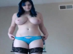 Ravishing girls tease by wearing sexy underwear