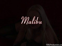 Malibu - Smoking Fetish At Dragginladies