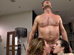 Chicks wanna know how submissive they surely are - Rocco Siffredi