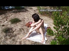 Sex 18-19 year old Undressed Outdoor