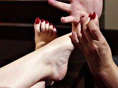 Loving Autumn feet