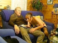 French Hirsute Eager mom Fucked & Analized