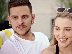 Kendra Sunderland plus seduced by Jillian Janson and plus her BBC boyfriend