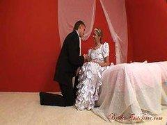 Sweet Bride Helen During He