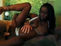 Sex with a pregnant ebony
