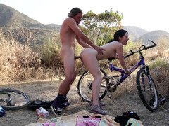 Totally naked folks having hot fuck sessions