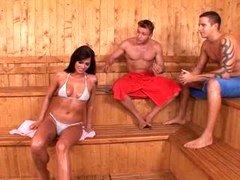 Simony 3-way sauna