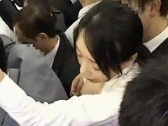 Far eastern Office Lady Groped in Bus (Anyone know this JAV Porn?)