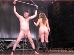 Female domination Interrogation