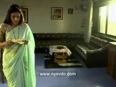 Desi Indian Aunty With Son #Part 2