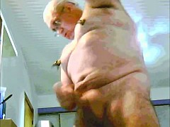 Grand moreoverpa playing and moreover cum on cam