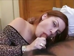 Sexy soccer mom interracial cuckold