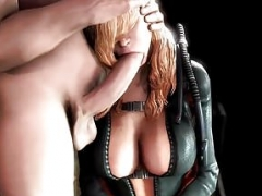 Large boobs Rachel Foley fucked in different positions compila
