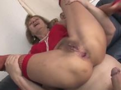85 full years mature granny number one anal sex