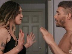 Big tits sex video featuring Xander Corvus and Gabbie Carter