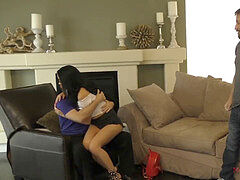 His StepDaughter In Law Made Him Her Paypig - Victoria June - backside adore