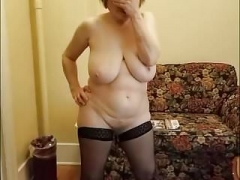 Hot GILF body is a game-changer
