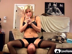 mature loves to dominate her hotness stepson