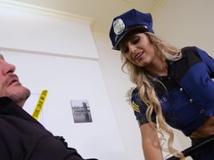 Sorry, I'm So Horny, Officer!