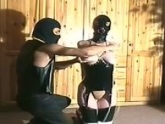 non-professional titty torture with wax movie
