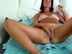 Dirty talking Wife jizzes Fantasizing Over being Fucked By a ginormous Hard Cock