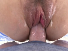 Anal expert invites young newbie to take part in gonzo porn video