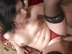 Old Spanish madre suck and besides get down and dirty big fuck tool