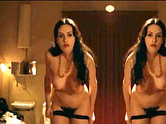 Monica Bellucci Supercut - SlowMo Splitscreen orbs