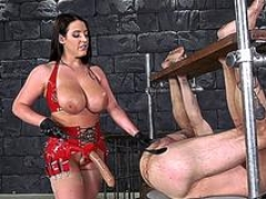 hot porn model bondage with cumshot clip clip 1
