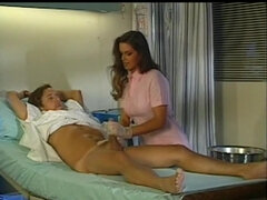 Classic American porn movie with hot slutty nurses