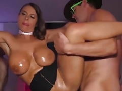 breasty Milf Sexy Susi extreme banged