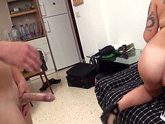 youthfull brunette Lulu Pretel instructs how to take a Spanish lady to bed