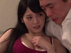 Beste Sexclubs in New York Frau Japaner masturbieren Schwanz und Gesicht