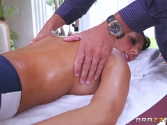 Dirty Masseur (Brazzers): Rachel Blows Off Some Steam