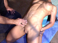 Finger pulverized - numerous orgasms