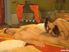 inborn brown-haired cougar Desi