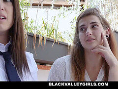 BlackValleyGirls - super hot bouncy culo Ebony Steals Boyfriend