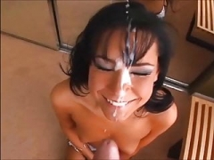 Homemade cum in mouth compilation! Unmatched Sex tape