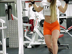yes!!! fitness hot caboose hot CAMELTOE 40