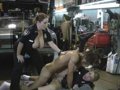 Gagged soccer mom bondage and moreover guy seduce hot Chop Shop Owner Gets Shut Down
