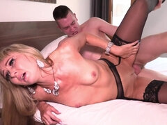 Polish MILF Monika Hard Sex