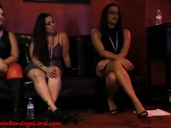 True Desires FEMDOM Being A Good Slave Scene