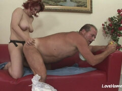 Older lad gets his asshole ravished hard
