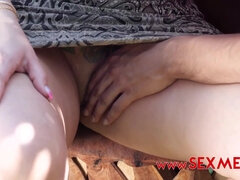 Pamela Rios latina mommy outdoor sex