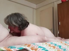 20 QUID BLACKPOOL Fellation - DRAINED BY A Old BBW