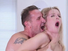 Thank you for the practice - impassioned office sex