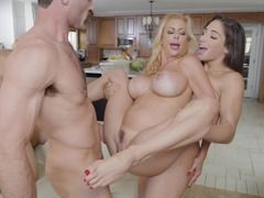 Wild pornstar orgy with some of the finest ladies in the business