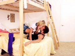 Sexy cutie Dakota Skye lures her guy to her dorm room for