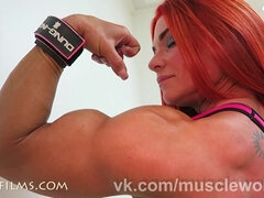 Sarah Williams Steroid Injected - HD
