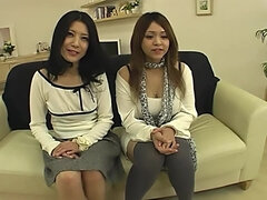Japanese Girl Threesome